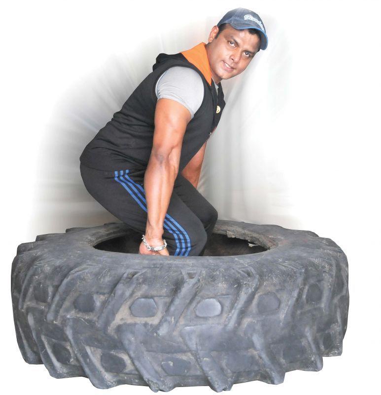 Tyre Dead Lift 1