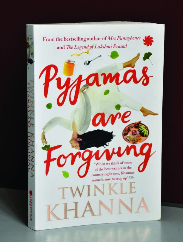 Pyjamas are forgiving Pages: 226 Rs 325 Publisher: Juggernaut