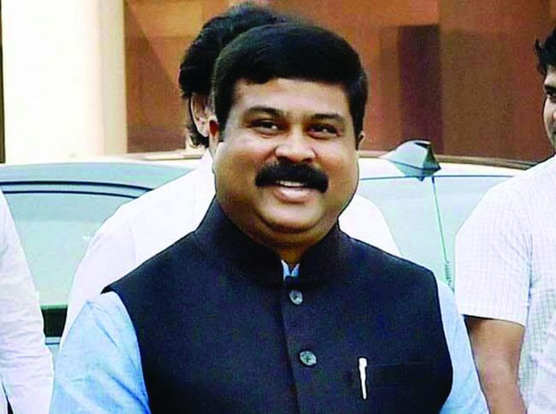 Union minister Dharmendra Pradhan is BJP's main strategist in Odisha.