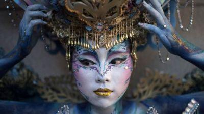 Artists Show Off Talent At Daegu International Body Painting Festival In Seoul