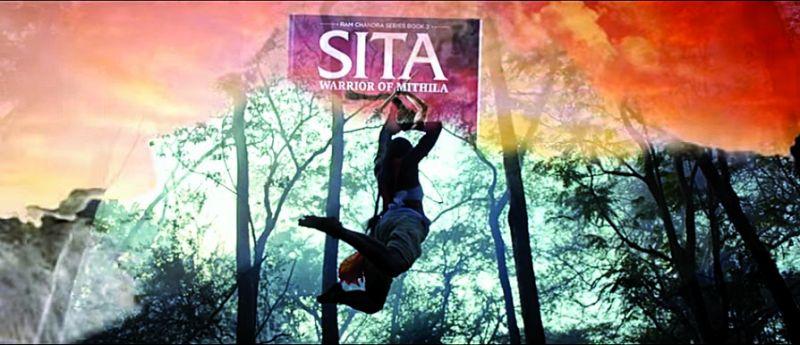 A still from Sita: Warrior of Mithila trailer