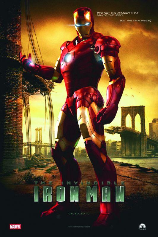 A still from Iron Man