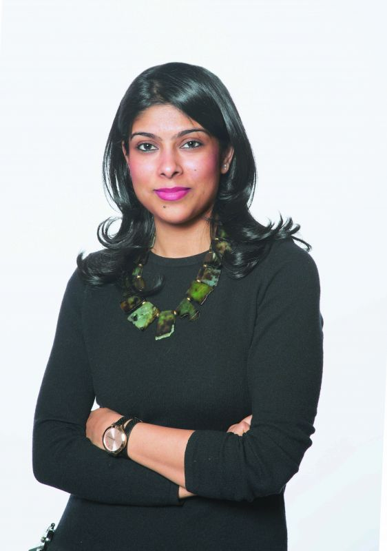Manjari Sihare-Sutin, head of sale, South Asian Art, New York.