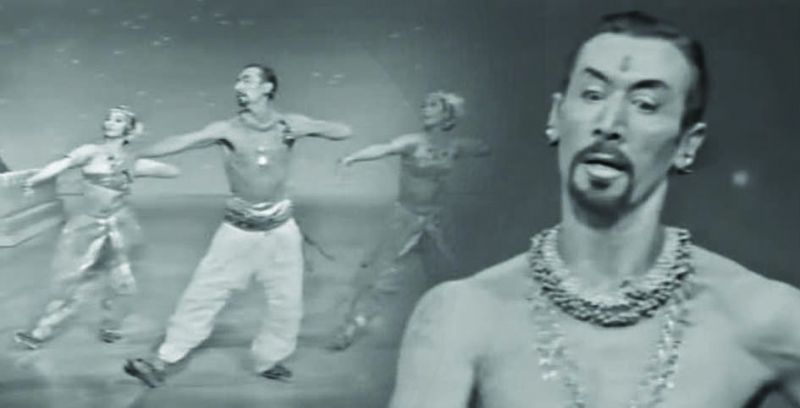 Jack Cole's Hindu Swing