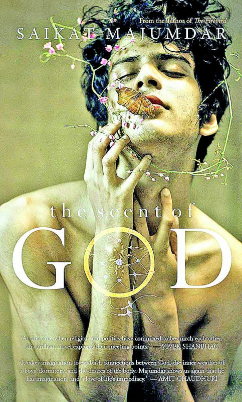 The Scent of God, by Saikat Majumder, Publisher: Simon & Schuster pp.248, Rs 499.