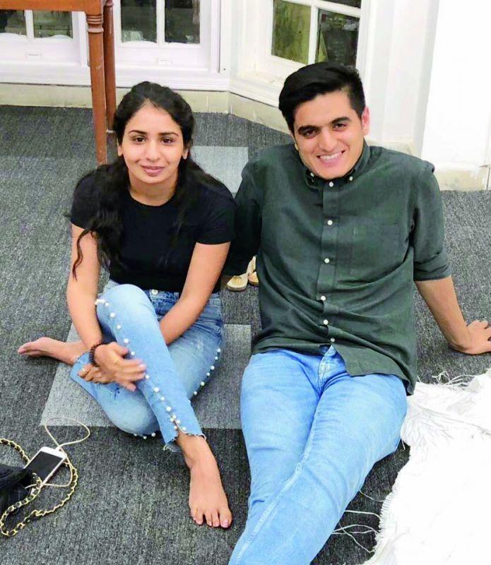 Shobhit Banga and Supriya Paul, run the popular podcast Josh Talks