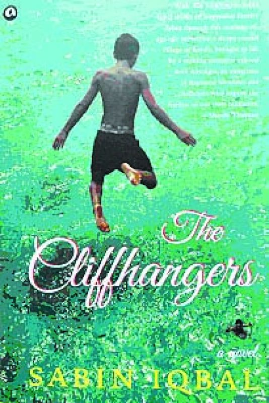 The Cliffhangers, By Sabin Iqbal Aleph pp.174; Rs 499.