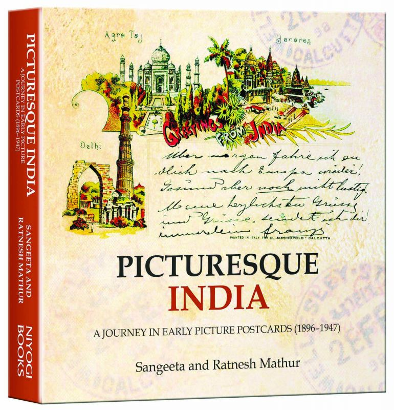 Picturesque India, Sangeeta Mathur and Ratnesh Mathur, Publisher: Niyogi Books, Pp: 425, Price: Rs 1,995.