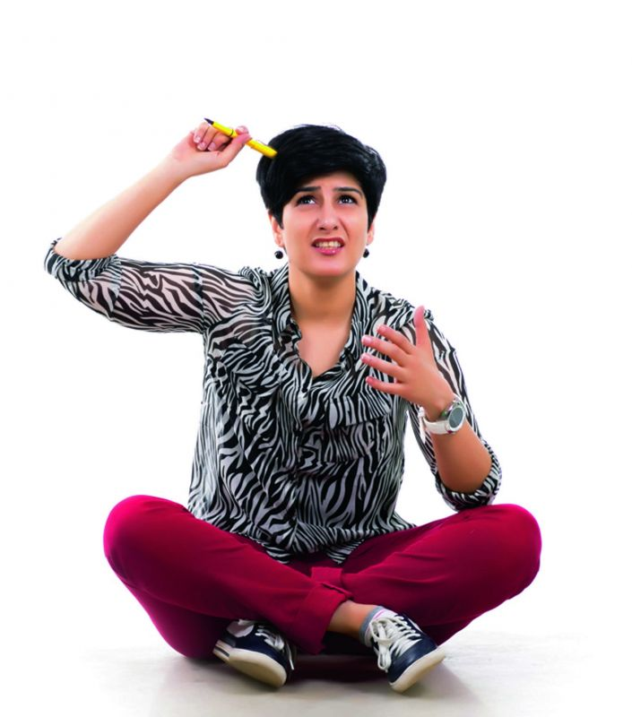 Neeti Palta, stand-up comedienne