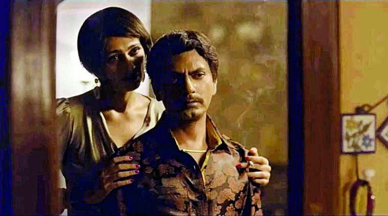 Kubra Sait as the sensational transwoman Kuckoo and Nawazuddin Siddiqui as the notorious gangster Ganesh Gaitonde