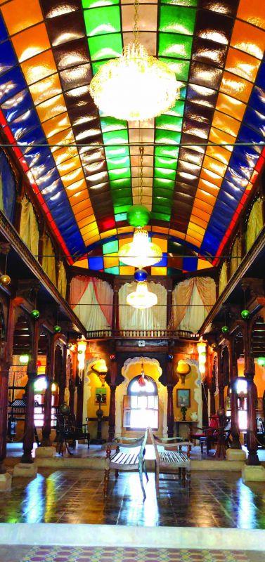 Deccan Sultanate Muslim House