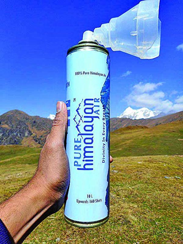 Pure Himalayan Air