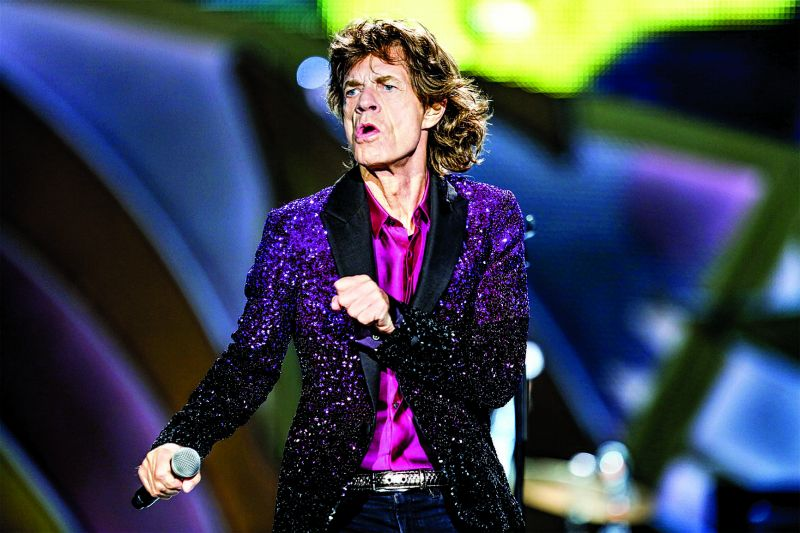 Mick Jagger (Photo: AP)