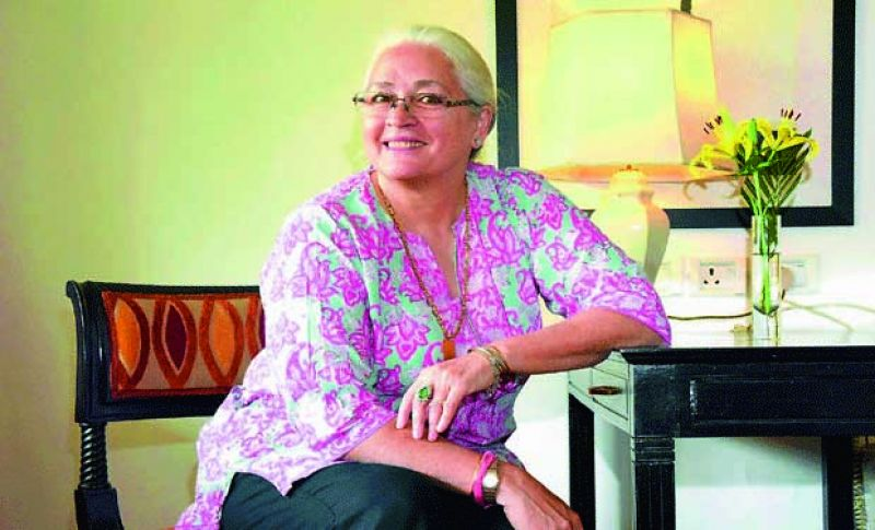 Swimmer turned politician Nafisa Ali contested in two Lok Sabha elections