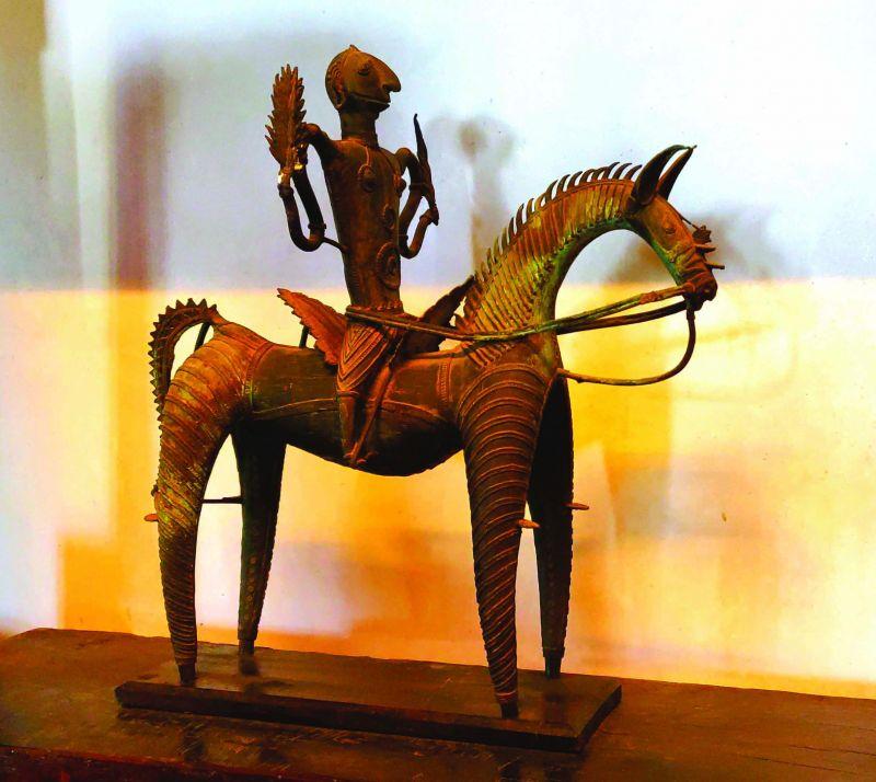 A Bastar artefact