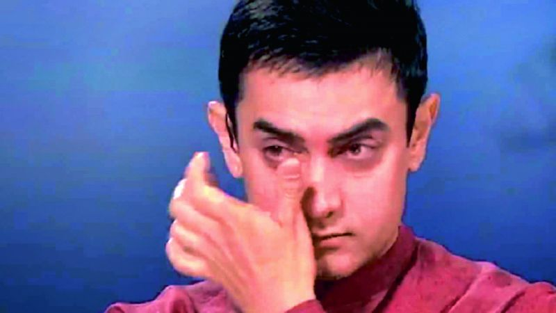 Aamir Khan has cried on his show Satyamev Jayate