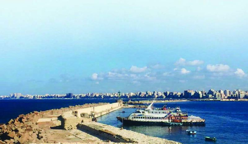 Alexandria on the Mediterranian