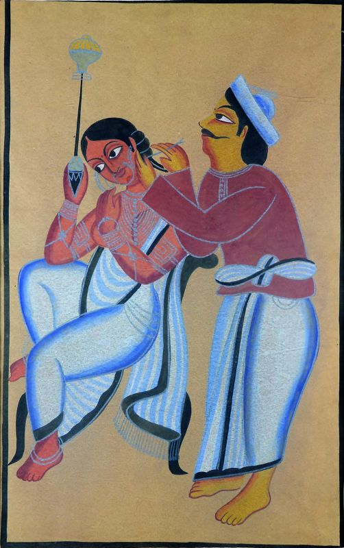 The work of Kalighat