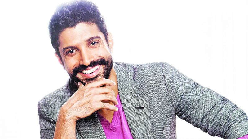 Farhan Akhtar is one of the only people to have a successful career in direction as well as acting