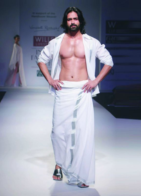 Amit Ranjan, supermodel