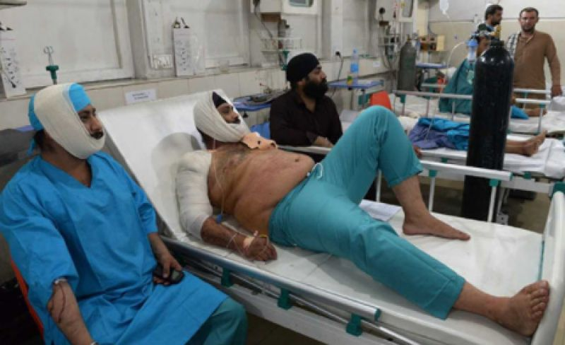 Around 1,000 Sikhs and Hindus are estimated to reside in what is otherwise an overwhelmingly Muslim nation (Photo: AFP)