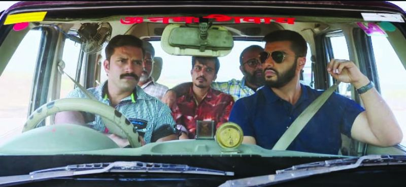 Still from the trailer of India's Most Wanted