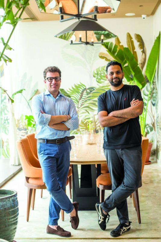 Prashant Issar and Anuj Shah