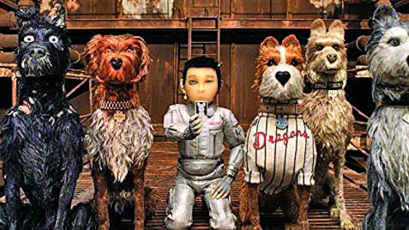 Isle Of Dogs's poster