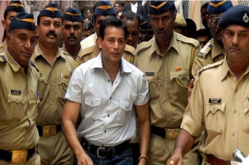 Abu Salem, one of the six accused in 1993 Mumbai bomb blasts. (Photo: PTI)