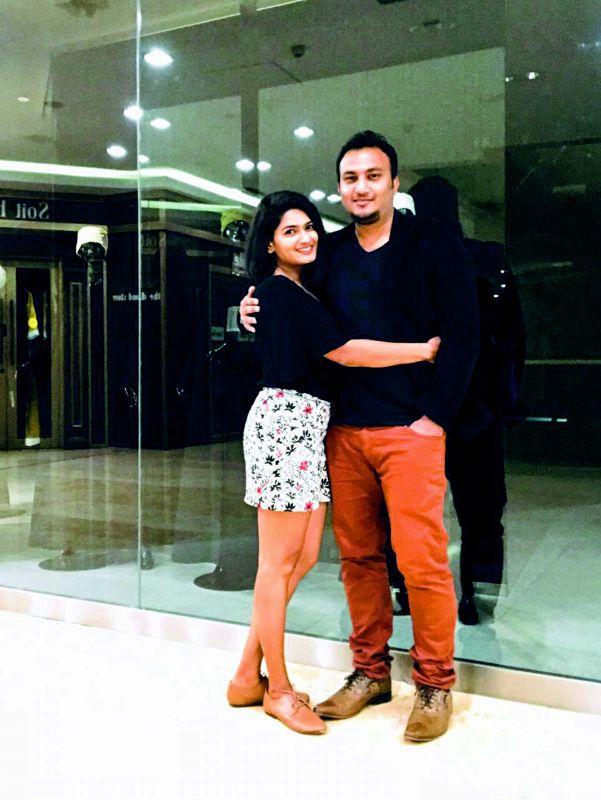 Vidhya and Harfaz