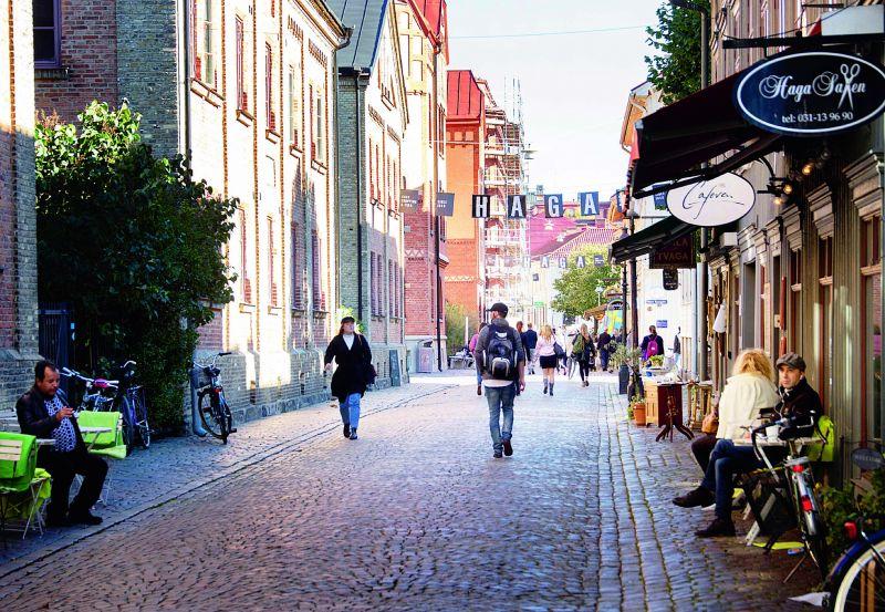 Haga— pic by Frida Winter, Goteborg & Co