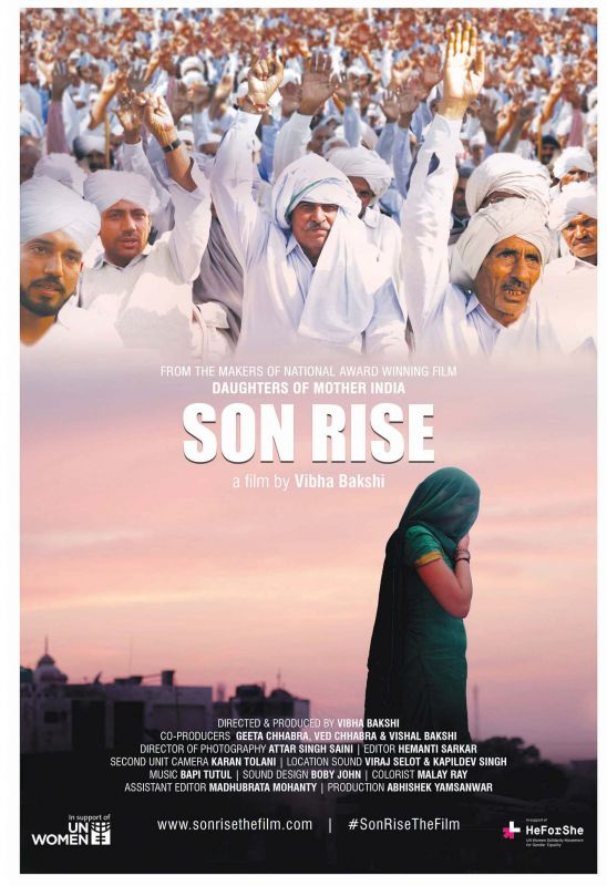 Poster of Son Rise