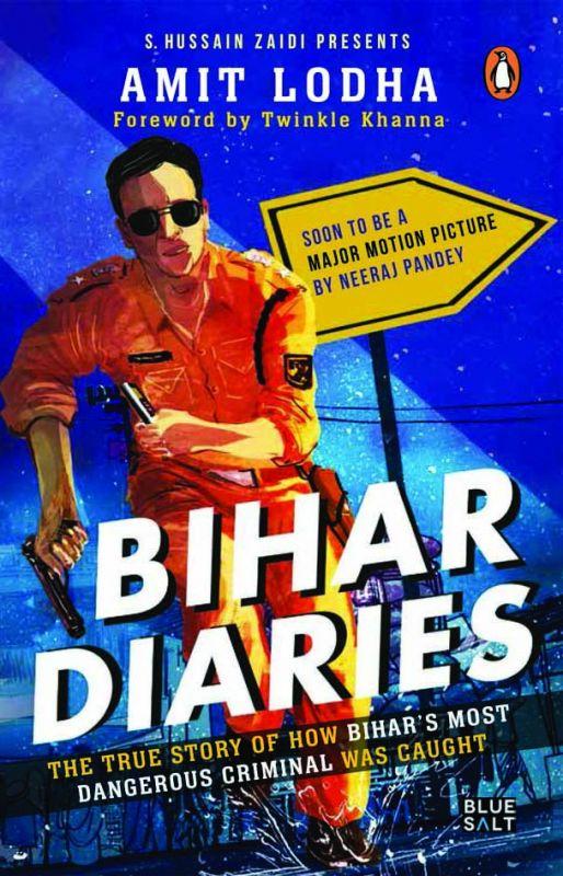 Bihar Diaries Pages: 280 Price: Rs 299  Publisher: Penguin Blue Salt.