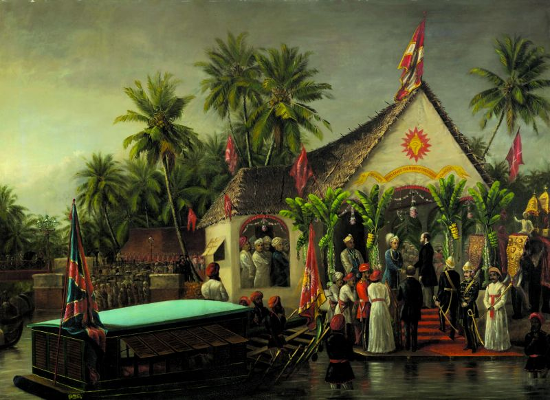 Raja Ravi Varma piece that was sold for Rs 16.1 crore