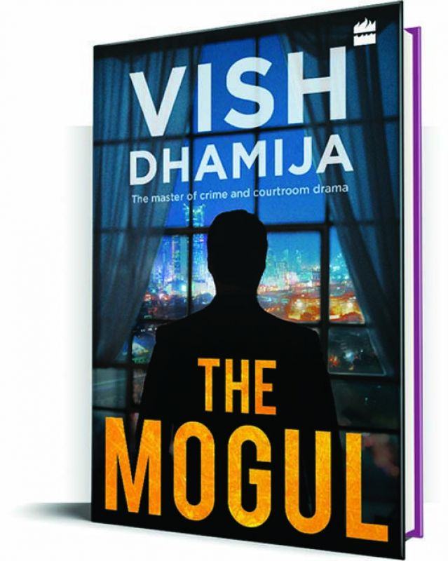The Mogul Harper Collins Pages: 356 Price: Rs 299