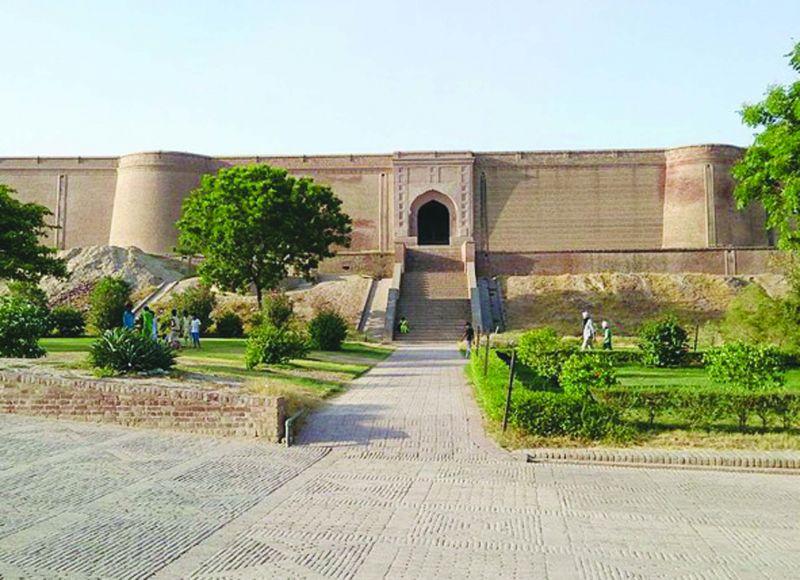 Bhatinda Fort, Punjab