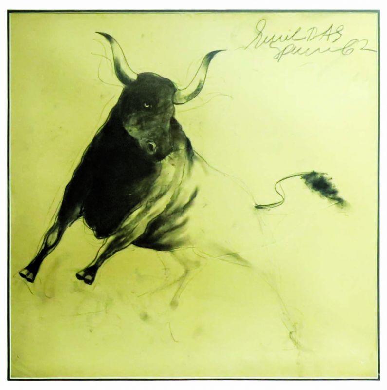 Sunil Das's Bull