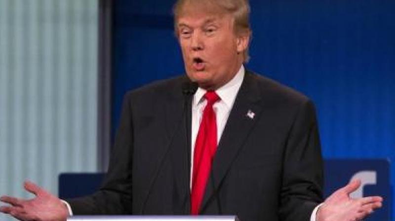 US President Donald (Photo: File)