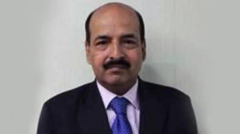 NS Vishwanathan was appointed as RBI Deputy Governor on July 4, 2016 for a period of three years. (Photo: rbi.org.in)