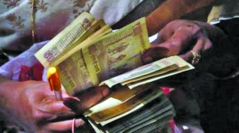 Of the Rs 15.41 lakh crore worth 500 and 1,000 rupee notes in circulation before November 8, 2016, notes worth Rs 15.31 lakh crore have been returned.