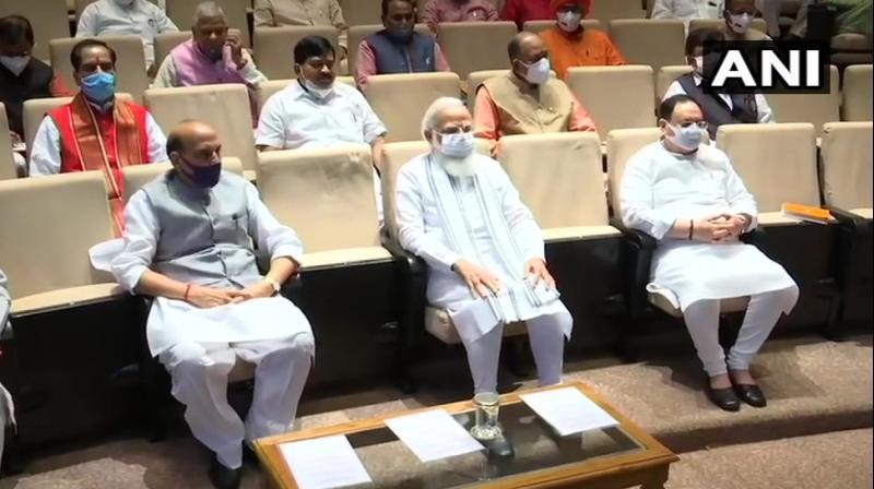 Modi accused them of having