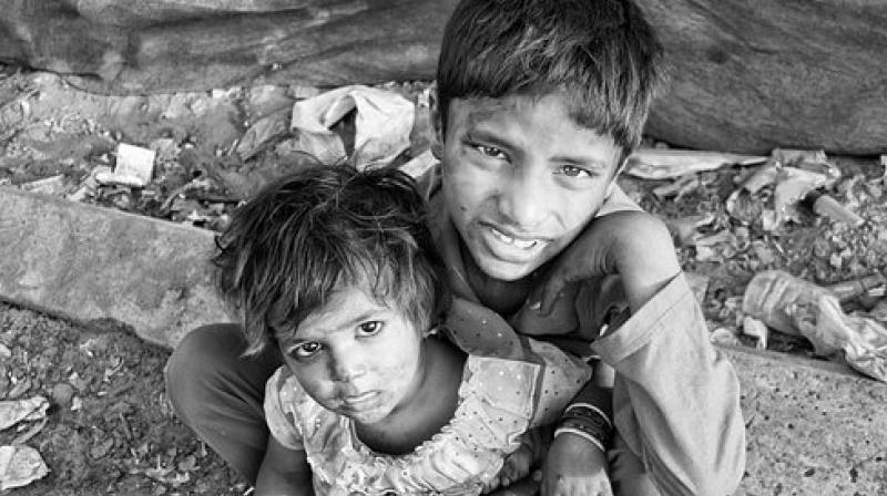 More than one billion children live in countries hit by poverty and 240 million in countries affected by conflict and fragility. (Photo: Representational Image/Pixabay)