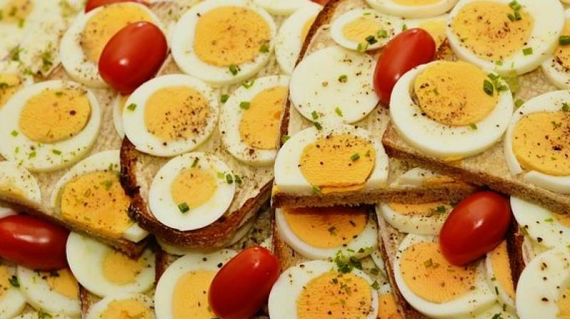 Eggs 'linked to increased risk' of heart disease