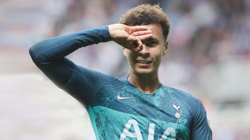The 'Dele Alli' challenge is the latest addition to the list of challenges that have gone viral this year.