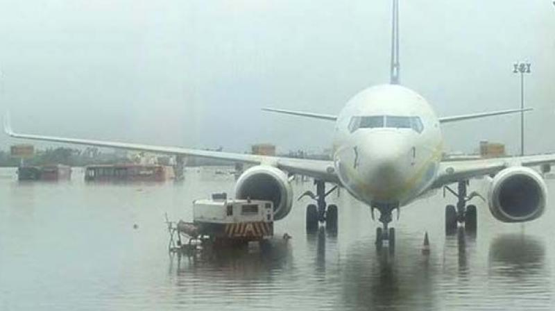 Two of the passengers complained of