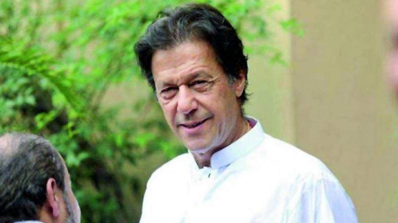 Imran Khan (Photo: AP)