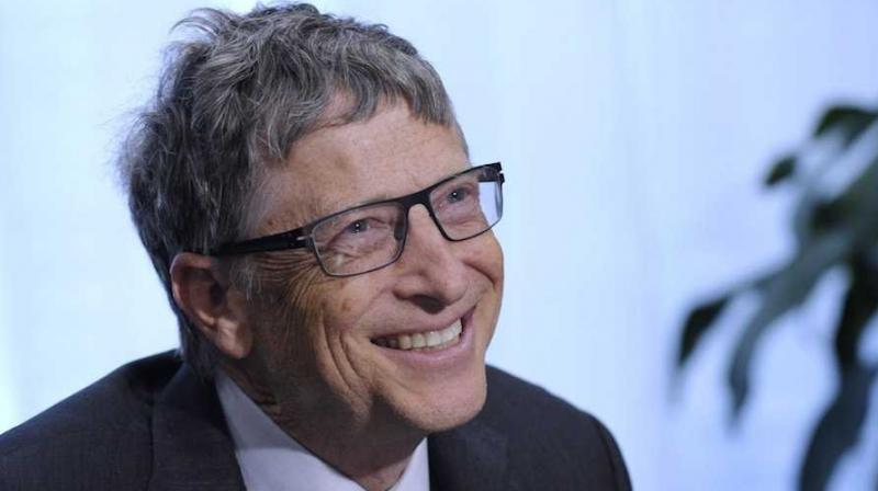 Microsoft co-founder Bill Gates once again topped the Forbes magazine list of the world's richest billionaires. (Photo: AP/File)