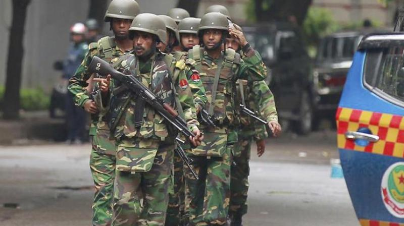 In a major catch, an active Jamaatul Mujahideen Bangladesh (JMB) operative from West Bengal who had been  on the run for the last five years was arrested by the special task force (STF) of the Kolkata Police from Tamil Nadu. (Photo: AP)
