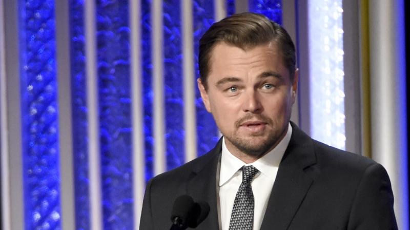 Leonardo DiCaprio (Photo: AP)