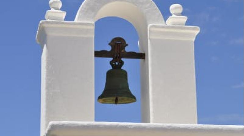 Ilona has been ringing the bells of the 600-yr-old church everyday. (Photo: Representational/ Pexels)